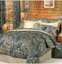 Mossy Oak camo now comes in bedding, apparel, and even a new Dodge Ram.