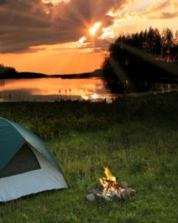Camping is just one beloved outdoor activity.