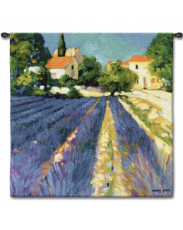 Tapestries are low-maintenance home decor items.