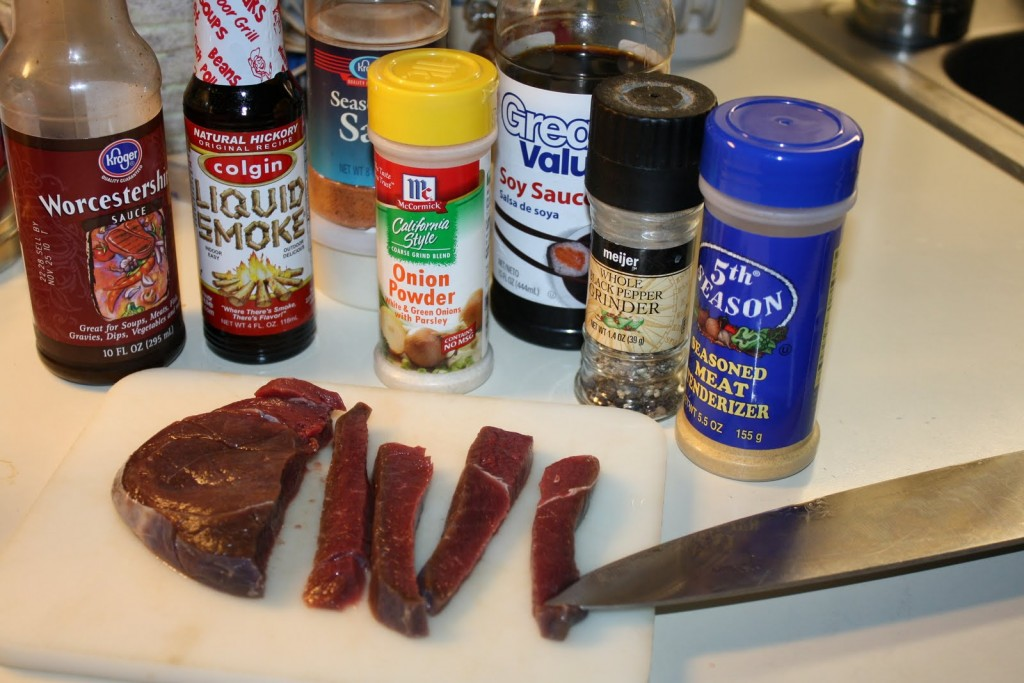 Beef Jerky Recipe Worcestershire Sauce - newsbirdqt.over ...